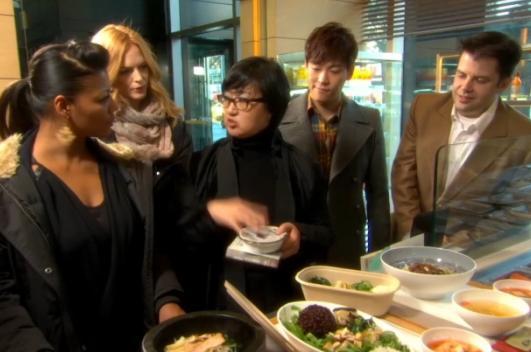 《Kimchi Chronicles》中的必品阁