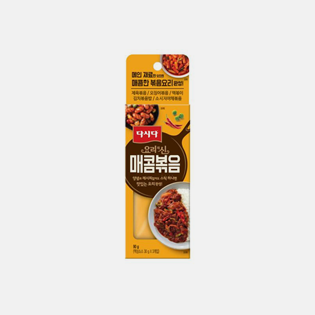 다시다 요리의신 매콤볶음God of cooking seasoning for spicy stir-fry