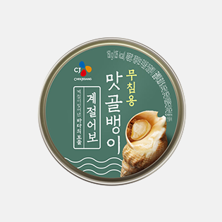 Canned sea snail