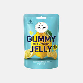 Gummy jelly