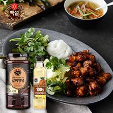 백설로 만드는 베트남 식탁!