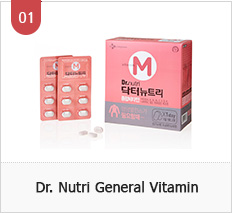 Dr. Nutri General Vitamin