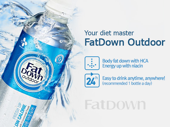 Your diet master FatDown Outdoor Body fat down with HCAEnergy up with niacin Easy to drink anytime, anywhere!(recommended 1 bottle a day).