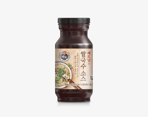 백설 쌀국수 소스 제품 이미지