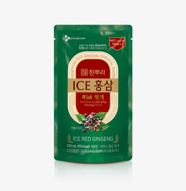 아이스 홍삼 헛개 제품 이미지