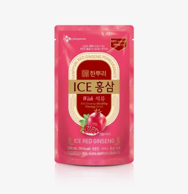 아이스 홍삼 석류 제품 이미지