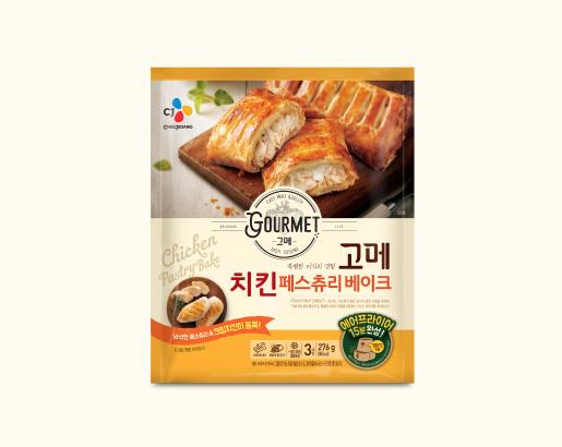 고메 치킨페스츄리 제품 이미지