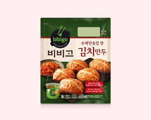 김치만두 제품 이미지