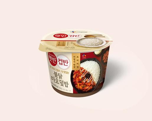 불닭마요덮밥 제품 이미지
