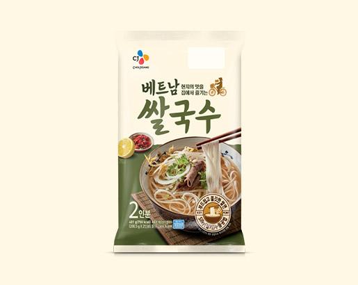 베트남쌀국수 제품 이미지