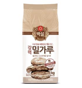 백설 빵용 밀가루(강력분)
