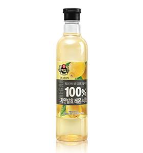 백설 100% 자연발효 레몬식초