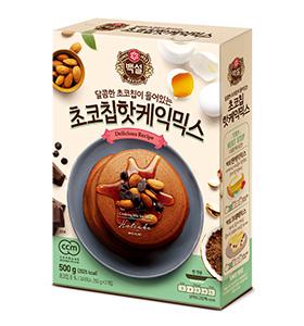 백설 초코칩핫케익믹스