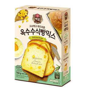 백설 옥수수식빵믹스