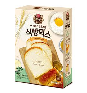 백설 식빵믹스