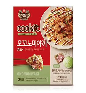 백설 쿠킷 오꼬노미야끼 KIT