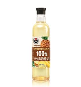 백설 100% 자연발효 파인애플식초