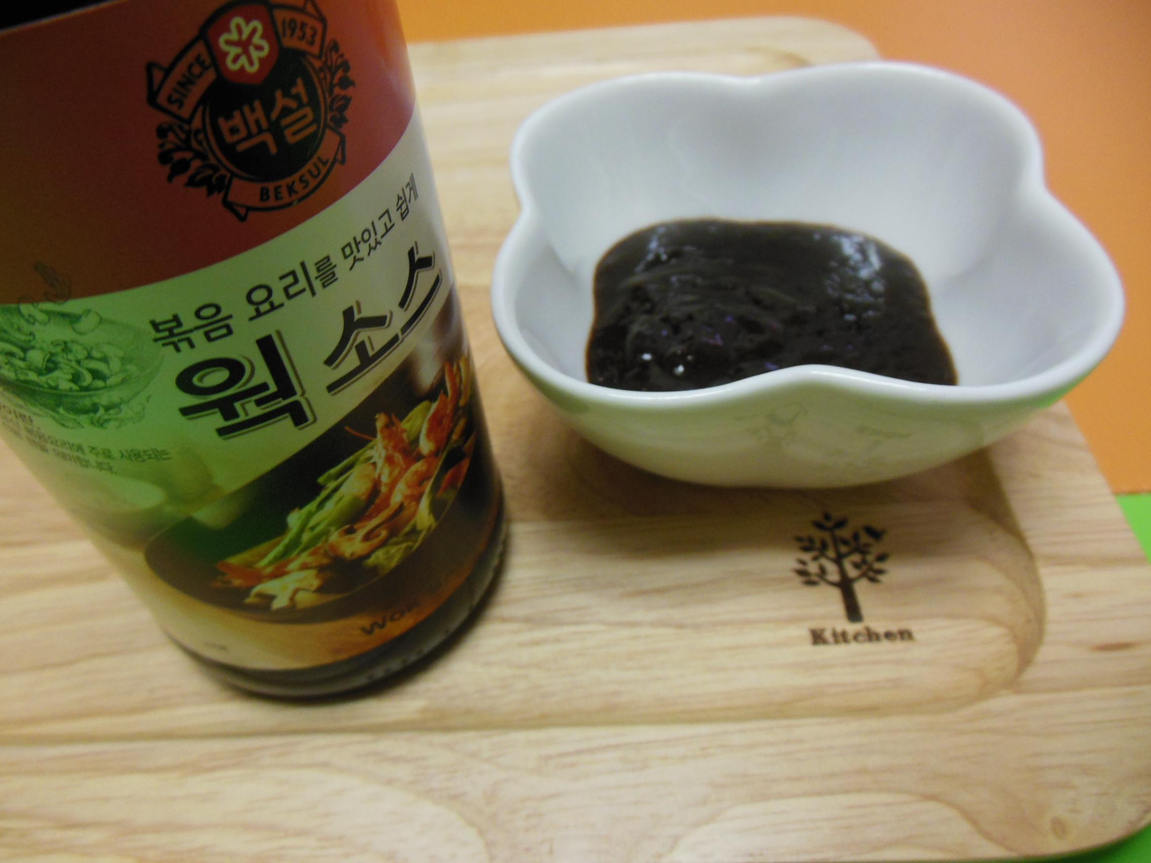 백설 웍, 데리야끼, 허니머스터드로 중국식 일품요리 완성!!