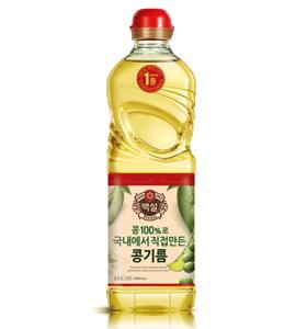 백설 콩기름