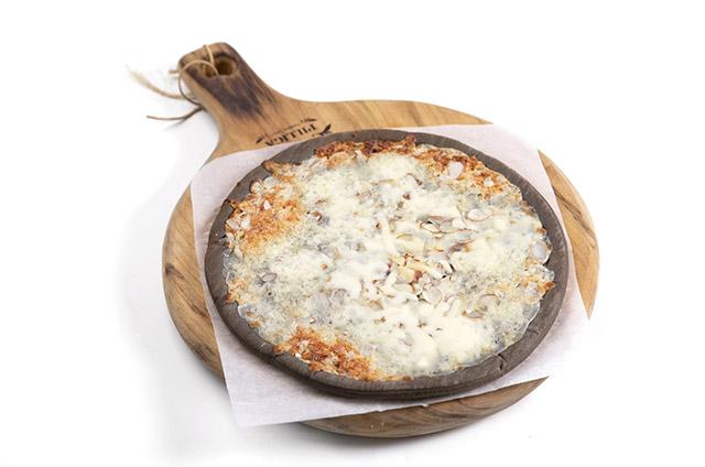 프로슈토 무화과 피자 만들기 5단계 사진