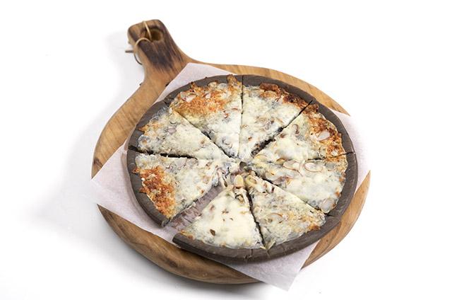 프로슈토 무화과 피자 만들기 6단계 사진