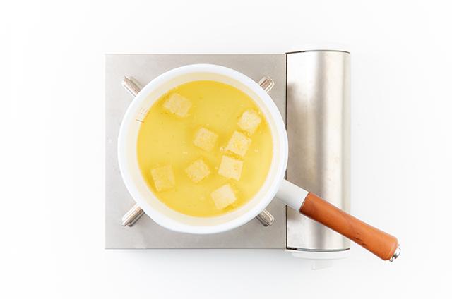 두부튀김 & 무소스 만들기 3단계 사진