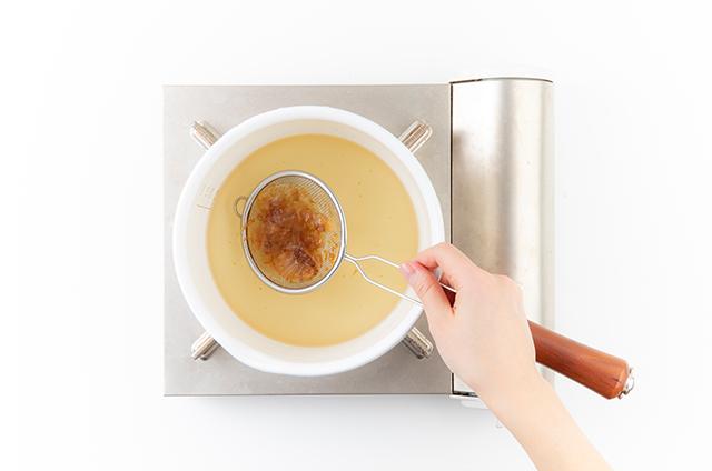 두부튀김 & 무소스 만들기 5단계 사진
