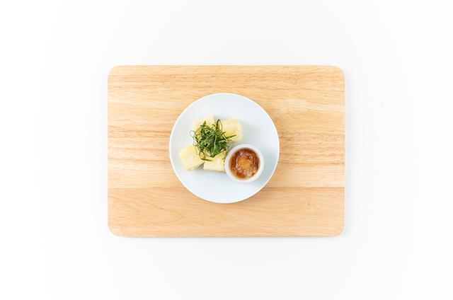 두부튀김 & 무소스 만들기 8단계 사진