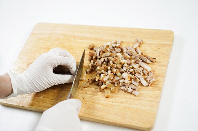 유기농 쌀밥 봄나물 쌈밥 만들기 6단계 사진