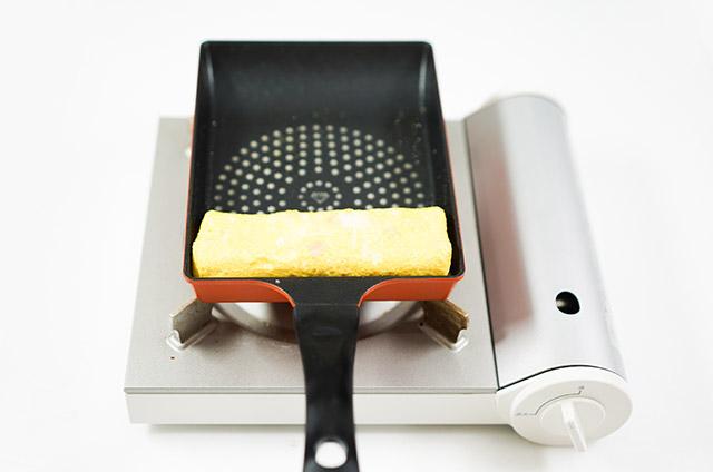 베이컨 치즈 계란말이 만들기 7단계 사진