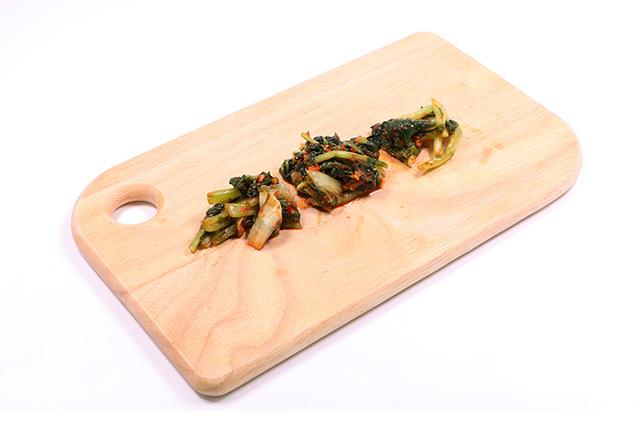 꼬막 열무 비빔 칼국수 준비하기 3단계 사진