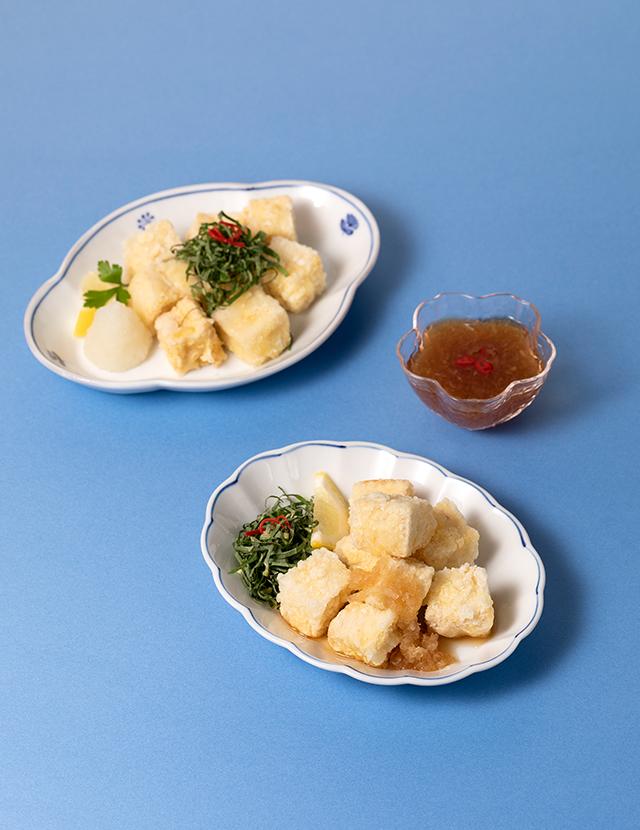 두부튀김 & 무소스